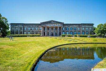 Galería Nacional de Arte en Escocia