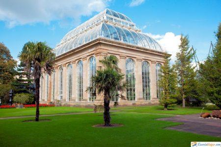 real jardin botanico de escocia